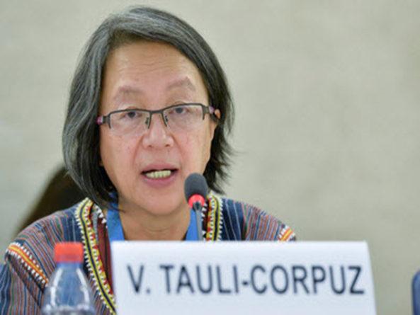 Relatora especial de Pueblos Indígenas de la ONU pide cerrar Agua Zarca