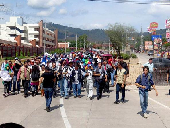 Protestas estudiantiles: ¿Vandalismo o ejercicio legítimo del derecho a la libertad de expresión?