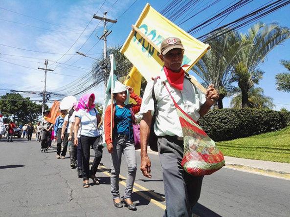 Aspirar a ser felices en Honduras