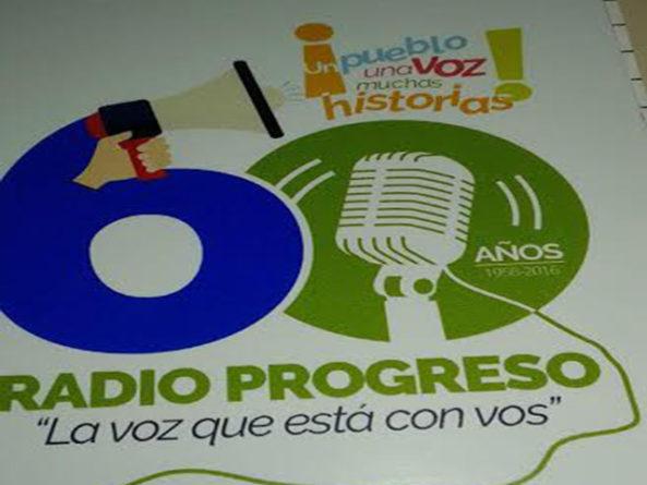 Radio Progreso «La Voz que esta con Vos», camino a los 60 años
