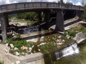 Las aguas negras, la de forestación y la poca visión de las autoridades municipales han hecho desaparecer casi todo los ríos de San Pedro Sula