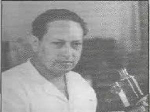 El Doctor Peraza lider del movimiento que pedía la cabeza del dictador Tiburcio Carías Andino