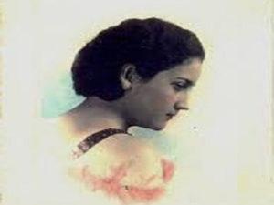 Graciela Bográn de las heroínas del movimiento libertario de 1944