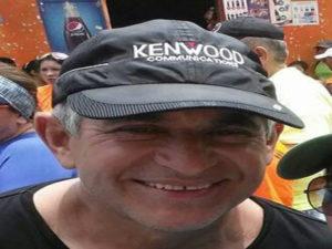 Arnold Castro, esposo de Gladis Aurora López