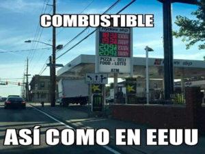 combustible EU