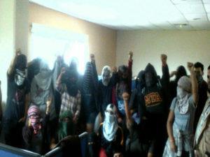 Los estudiantes capturados se mantienen en pie de lucha