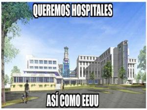 hospitales EU