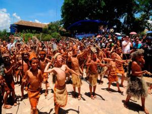 Hoy 20 de julio los escolares conmemoran con actos el día consagrado a Lempira.