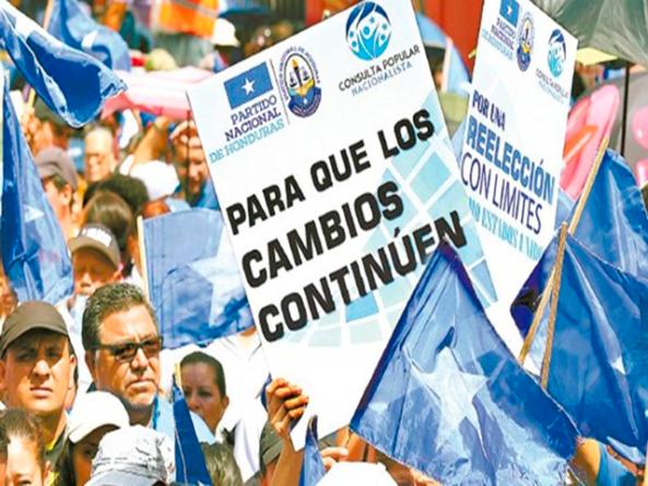 La encrucijada hondureña (Reelección)