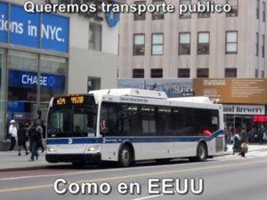 transporte EU