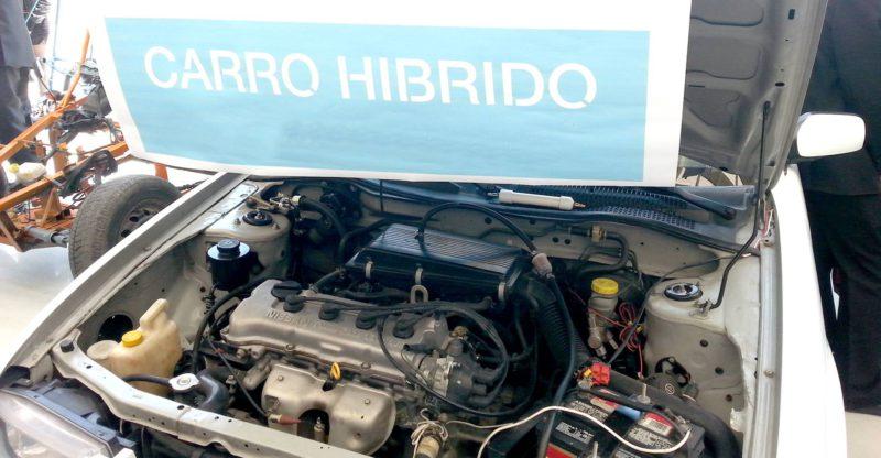 Universitario de México crea motor a base de agua