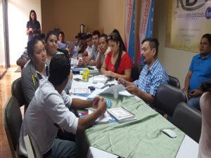 La Asociación de Medios Comunitarios en plena asamblea en RDS