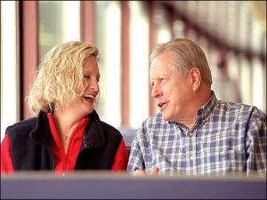 Bill y Paula Clapp