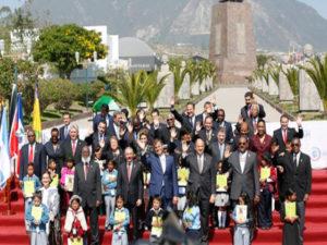 Los países de America Latina y el Caribe se han agrupado en el CELAC huyendo de las imposiciones del imperio gringo