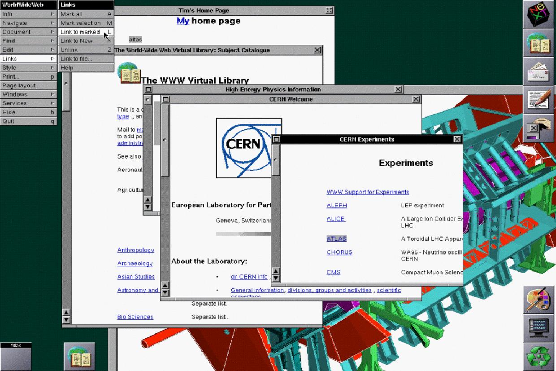 Hoy se cumplen 25 años de la primera conexión de Internet