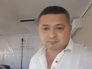 Emerson Sánchez,  alcalde de Dulce Nombre de Culmí