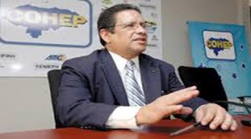 Joh le quiere dar atol con el dedo a los empresarios: Director del COHEP