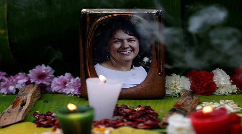 Honduras, donde el activismo social se baña de sangre
