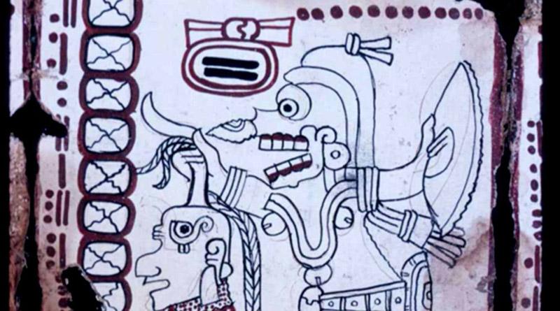 Un misterioso códice maya es el documento escrito más antiguo de América