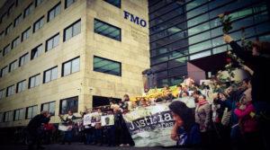 Auque el FMO se retira de financiar el proyecto Agua zarca, sugiere que este debe continuar