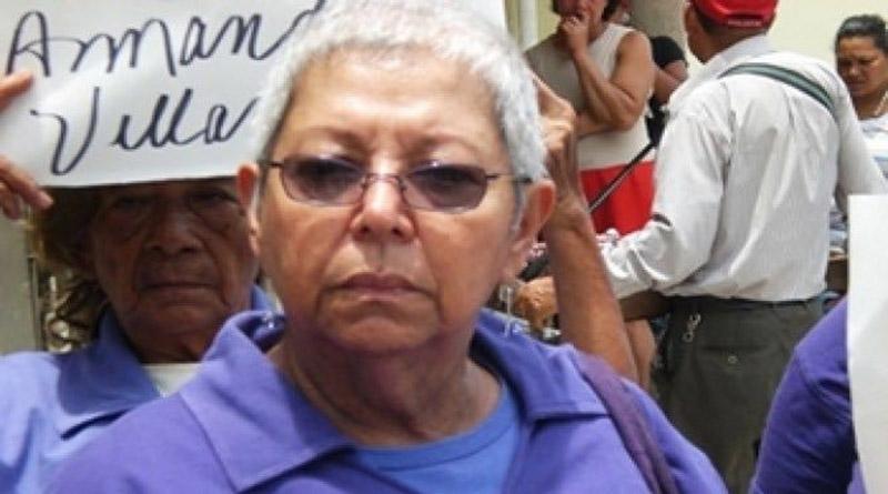A Gladys Lanza, corazón de gestas, chamana de la vida…