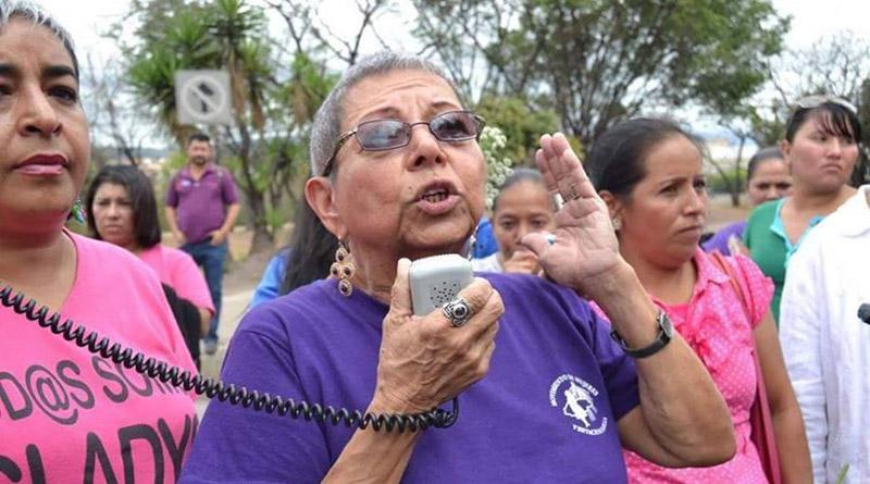La luchadora social, Gladys Lanza, nace a la inmortalidad de la memoria popular
