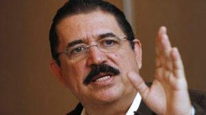 Mel Zelaya participa en Venezuela