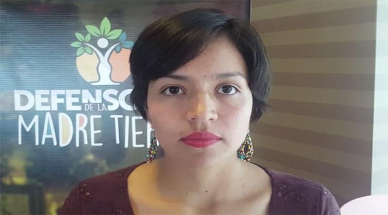 Olivia Cáceres, Berta Cáceres
