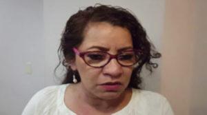 Regina Fonseca del Centro de Derechos de la Mujer (CDM)