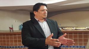 Silvio Larios, presidente de la Cámara de la Construcción (CHICO)
