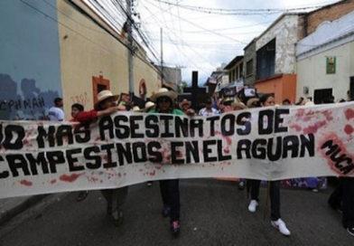 Honduras: Atentan contra dirigente campesino en el Bajo Aguán