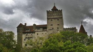 El castillo de Bran Transilvania.