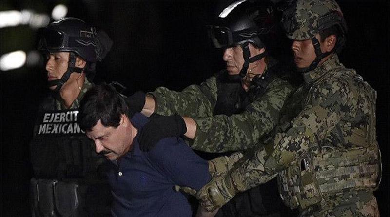 """""""El Chapo"""" Guzmán será extraditado a Estados Unidos a principios de 2017"""