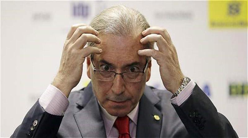 Capturan a Eduardo Cunha, arquitecto del juicio político a Rousseff