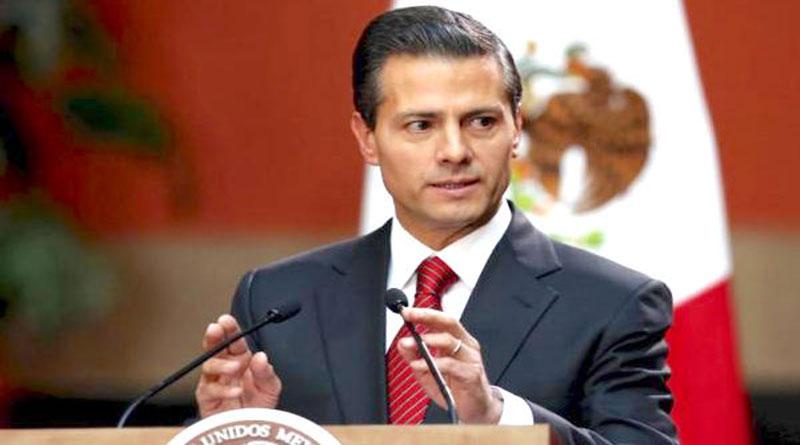 Peña Nieto lanza plan de empleo temporal a hondureños en México