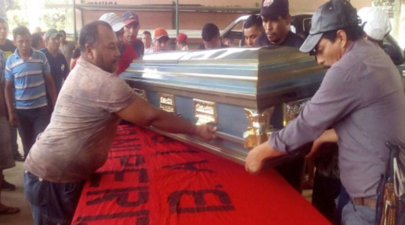 Denuncian que yerno de Rafael Alegría estaría tras el asesinato del presidente del MUCA