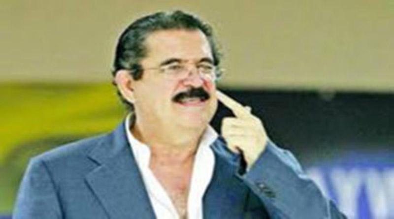 Mel Zelaya, crisis política