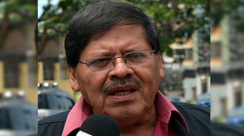 Rafael Alegría pide investigación exhaustiva sobre asesinato del presidente del MUCA