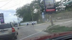 La policía no ha tomado en serio lo que está viviendo el estudiantado