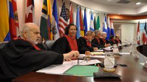 reelección presidencial CIDH