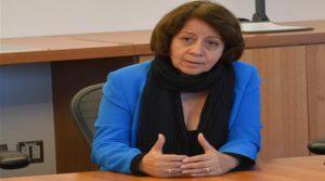 Berta Oliva, coordinadora del Cofadeh.