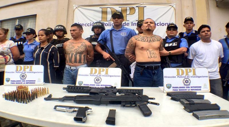 """Sentencian por asesinato y asociación ilícita a cabecillas y miembros de la """"Mara 18"""""""
