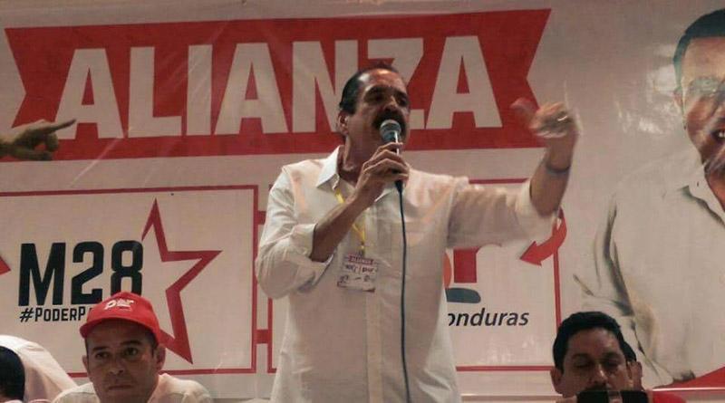 Al menos 12 municipios ya hay alianzas entre Libre y Liberales: Carlos Zelaya