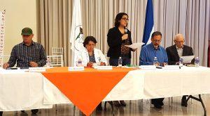 """En el foro """"La seguridad social derecho fundamental del ser humano"""" auspiciado por el Colegio Medico de Honduras y la fundación Friedrich Ebert"""