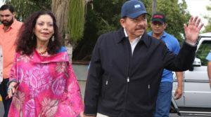 La pareja presidencial de Nicaragua es fuertemente cuestionada por la concentración absoluta del poder.