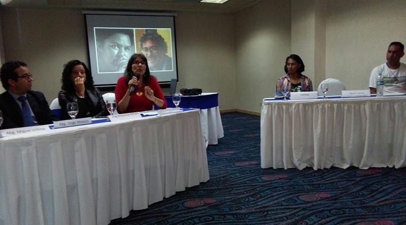 Diversas ONG apoyan investigación del asesinato a Berta Cáceres
