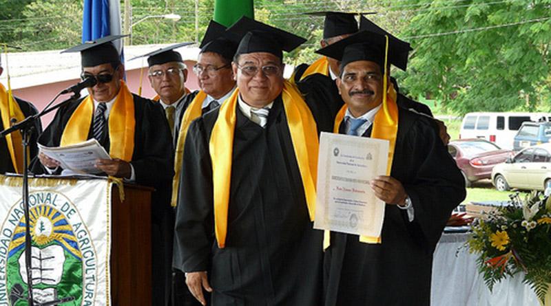 Consejo de Educación Superior validará títulos de la Universidad Nacional de Agricultura