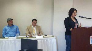 El anñalisis fue presentado con el auspicio de la Fundacion Friedrich Ebert y el ICEFI