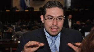 Jorge Cálix, diputado de Libre.