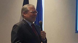 José Ugaz, presidente de Transparencia Internacional